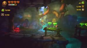 скриншот Rad Rodgers PS4 - русская версия #15