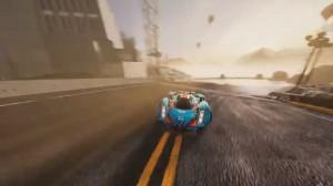 скриншот Xenon Racer PS4 - русская версия #8