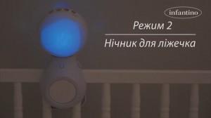 фото Мобиль музыкальный с проектором Infantino 3 в 1, розовый (004914I) #6