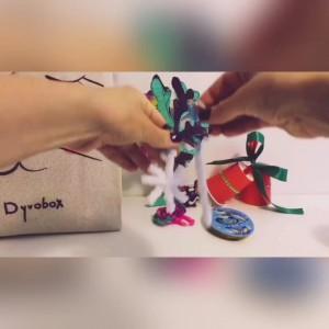 фото Набор для творчества Dyvobox #12