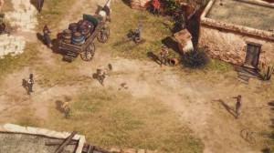 скриншот Desperados 3 PS4 - русская версия #8