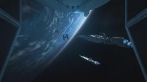 скриншот Star Wars Squadrons PS4 - Русская версия #13