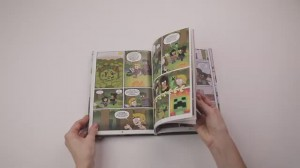 фото страниц Minecraft: Комікс. Том 1 #6