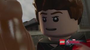 скриншот Lego Marvel Collection PS4 - Русская версия #11