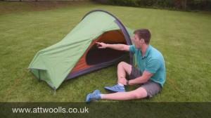 фото Палатка Vango Nevis 100 Pamir Green (TENNEVIS P32077) #6