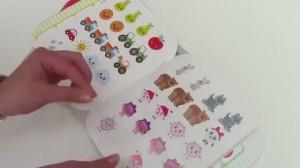 фото страниц Малышарики. Логика с наклейками. Набор из 4 книг #18