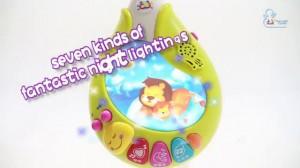 фото Музыкальный мобиль 'Веселый остров' Huile Toys #5