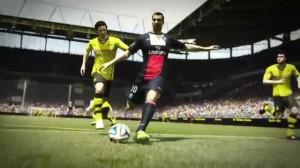 скриншот FIFA 15 PS4 - Русская версия #10